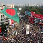 Shahbag-Protest in Dhaka I